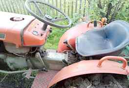 Японский трактор мини