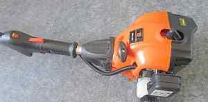 Триммер мото коса carver gbc-025