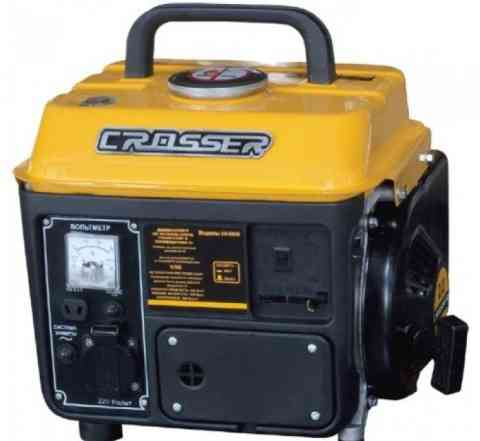 """Продам бензиновый генератор """"Crosser"""" CR-G800"""