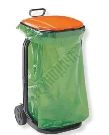 Тележка-мешок для сбора травы и лист. GF 8000-5770