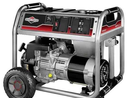 Продается бензиновый генератор Briggs Stratton 625