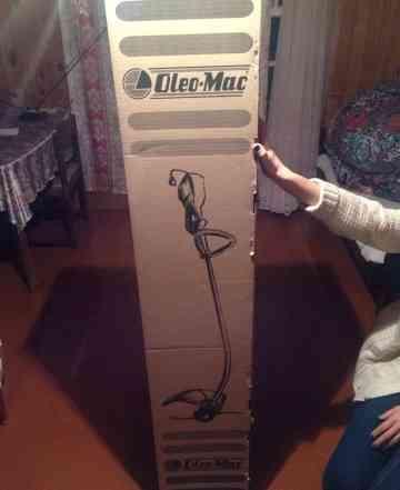 Новая электрокоса/триммер Oleo-Mac TR92E