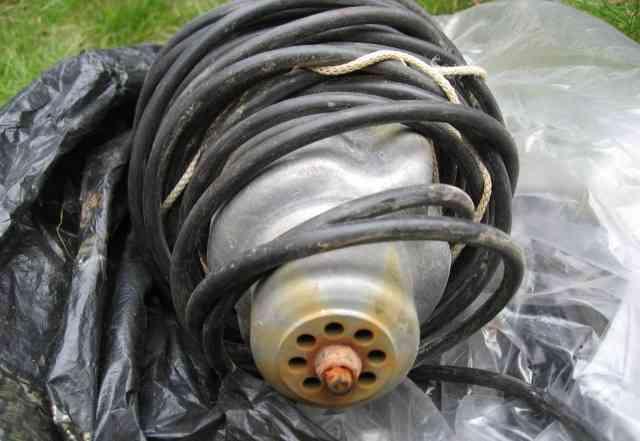 Водяной насос 220 вольт б/у