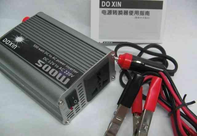 Инвертор Doxin 500 Watt
