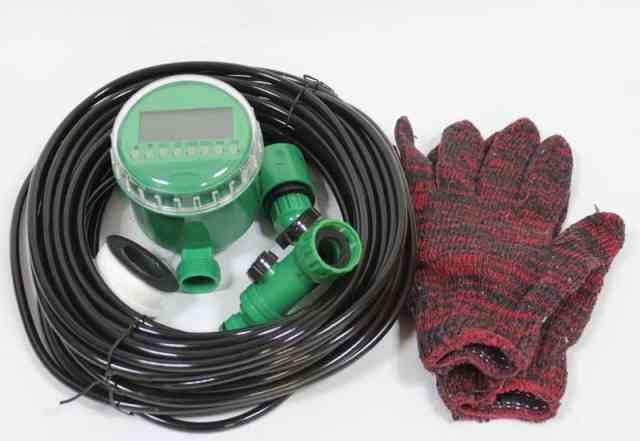 Наборы автоматического полива теплиц N1