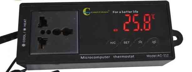 Терморегулятор Ringder AC-112
