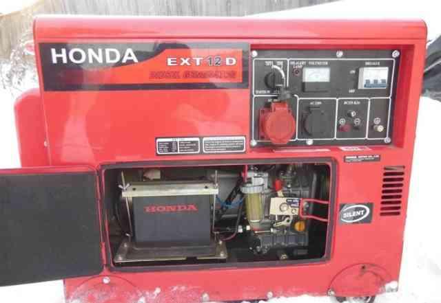 Дизельный генератор хонда ext 12 d