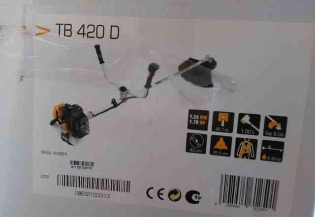 Мотокоса альпина TB 420 D 1.7л. с