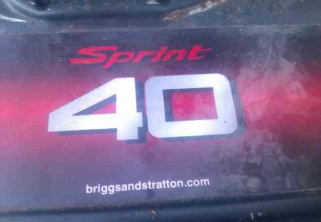 Запчасти для двигателя Бригс и Страттон Спринт 40