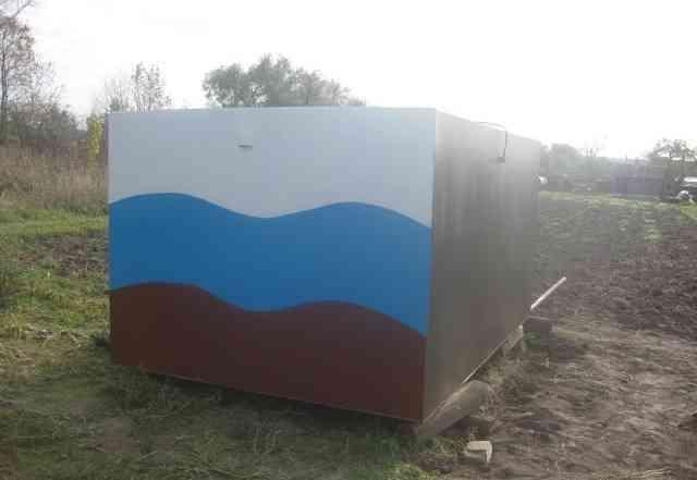 Емкость для садового использования на 5 кубов