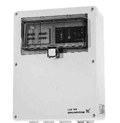 Шкаф управления Grundfos Control LC 108.400.3.12 D
