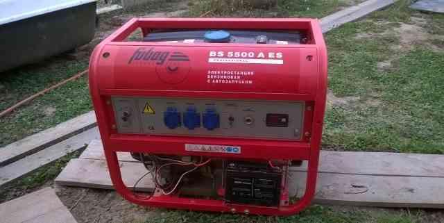 Электрогенератор Fubag BS 5500 ES