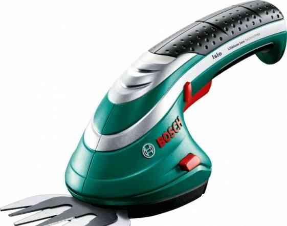 Кусторез/ножницы для травы Bosch isio 0600833100
