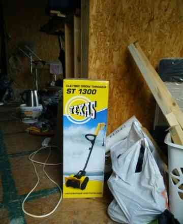 Снегоуборщик лопата Texas st1300
