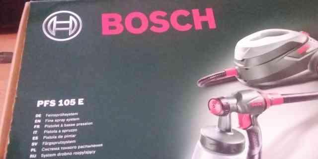 Краскопульт Bosch PFS 105 E