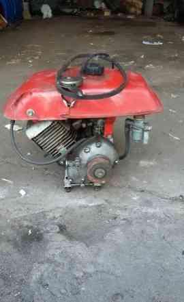 Мотор для мотокультеватора крот