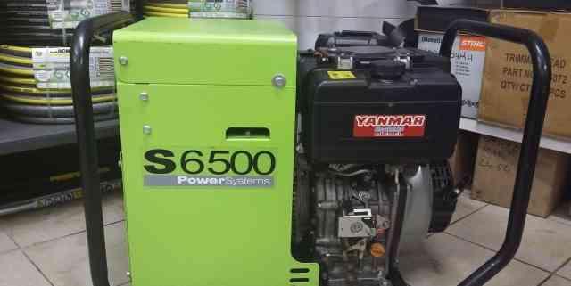 Дизельный генератор Pramac S 6500