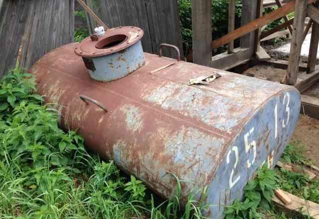 Бочка, цистерна, емкость для полива 2220 литров