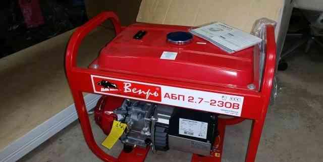 Продам бензиновый генератор Вепрь абп 2.7-230 вхб