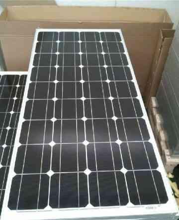 Солнечные панели 2 шт. по 100Вт, 12В