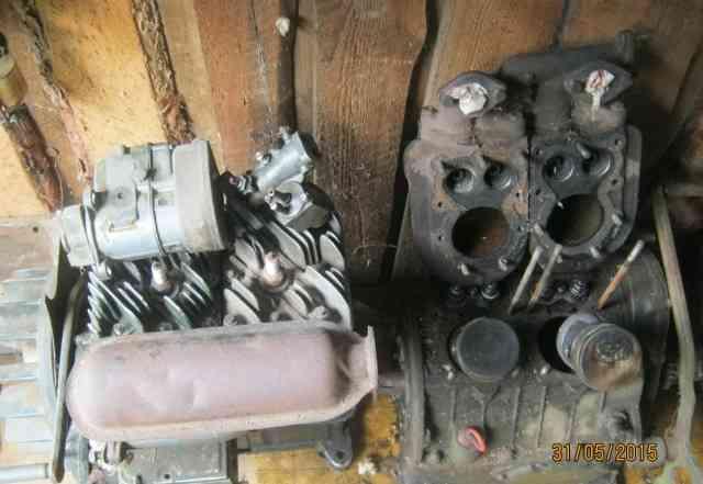 Двигатель уд-2 запчасти