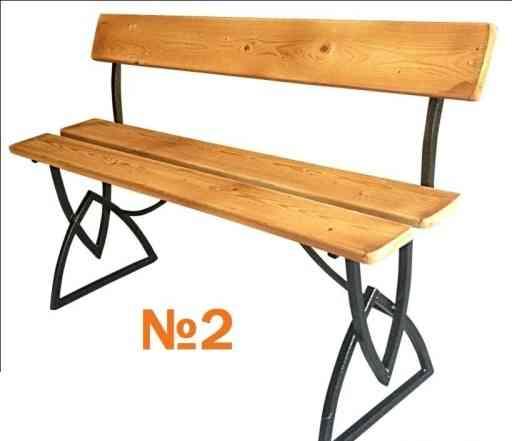 Скамейки, столы для сада, качели, теплицы