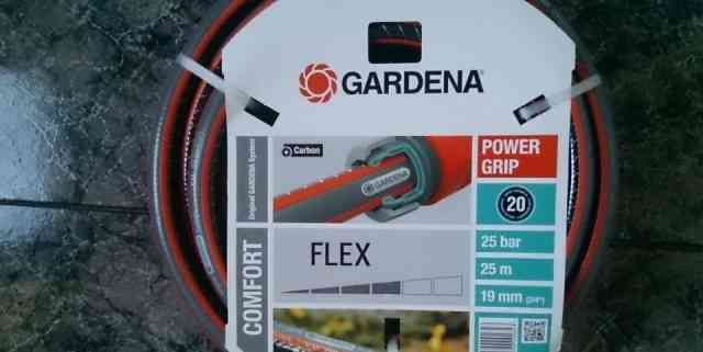 """Шланг gardena флекс comfort 3/4"""" 25 М"""