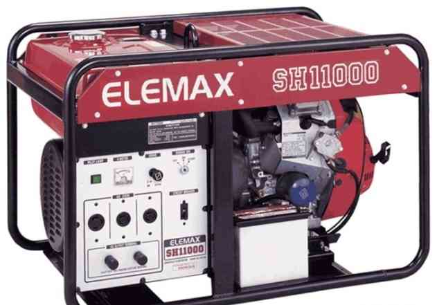 Генератор Elemax SH 11000