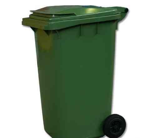 Бак для мусора на 240 л