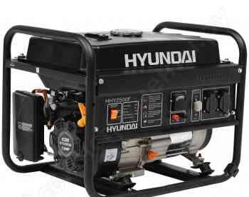 Бензиновый генератор Хендэ HHY 2500F