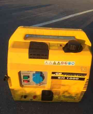 Генератор бензиновый praktika sн 1000