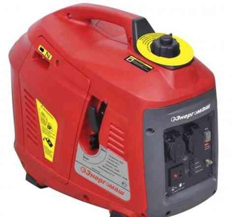 Инверторный генератор энергомаш эг-8720