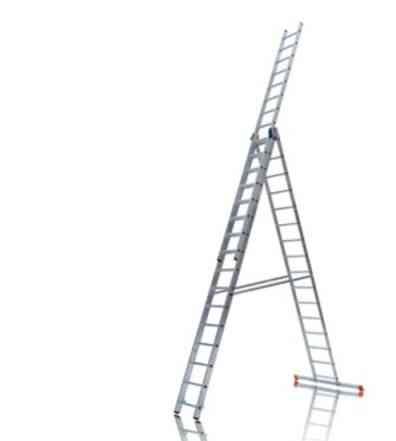 Лестницы Трехсекционные 3x7 LWI Доставка