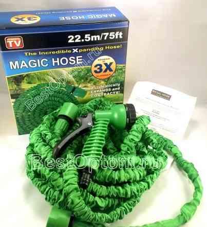Шланг X-hose в розницу от 15 метров + распылитель