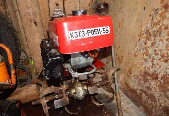 Продаётся мотокультиватор кзтз-роби-55