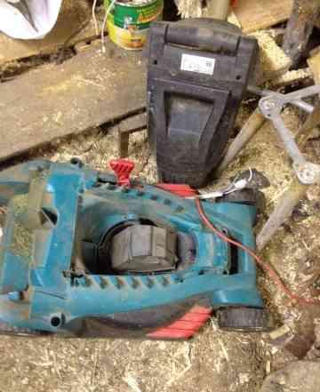 Газонокосилка Bosch rotak 40