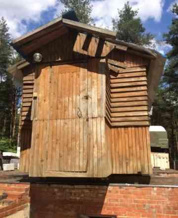 Домик для строителей, хозблок, бытовка