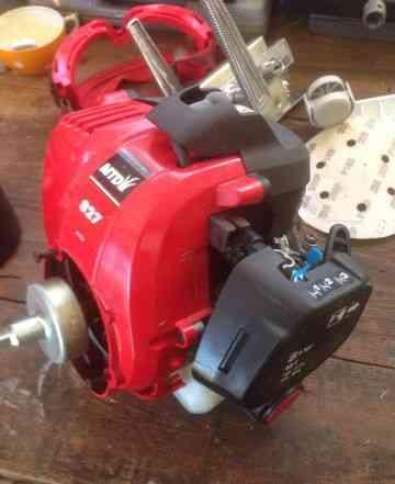 Мотор от бензотримера MTD 827