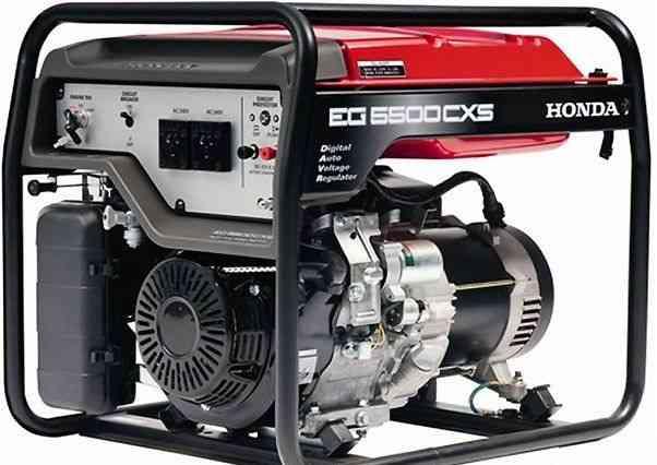 Генератор бензиновый Хонда EG5500CXS