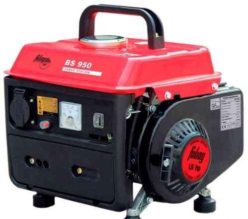 Новый генератор Fubag 950