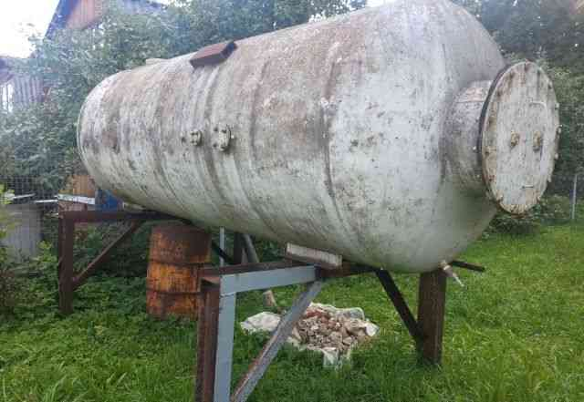 Бочка - резервуар для хранения воды