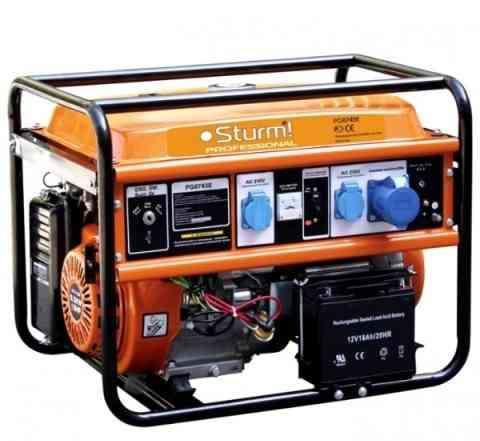 Электрогенератор sturm PG8745E 4.0 KW