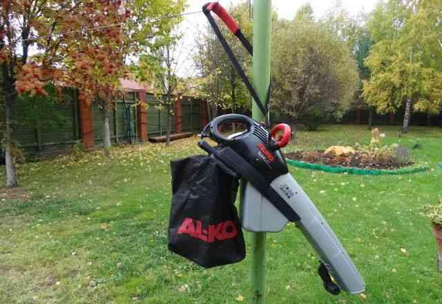 Садовый пылесос AL-KO Blower Vac 2400 E Спит Con