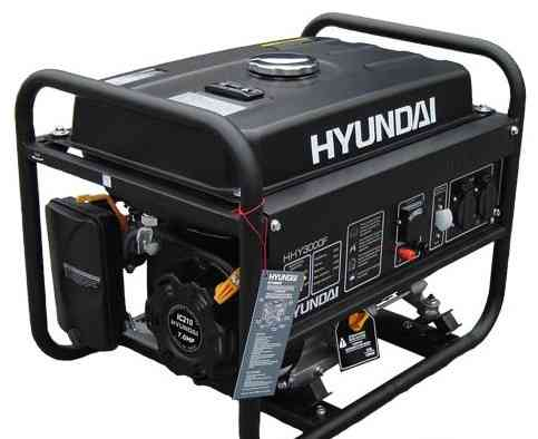 Почти новый Хендай HHY3000F