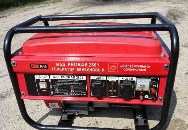 Бензогенератор Prorab 2800 watt