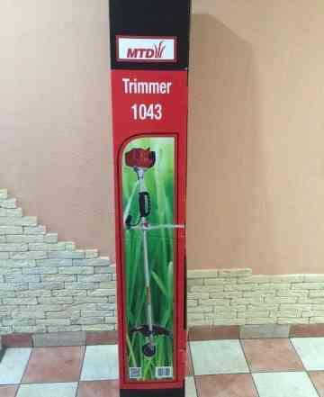Триммер бензиновый MTD 1043