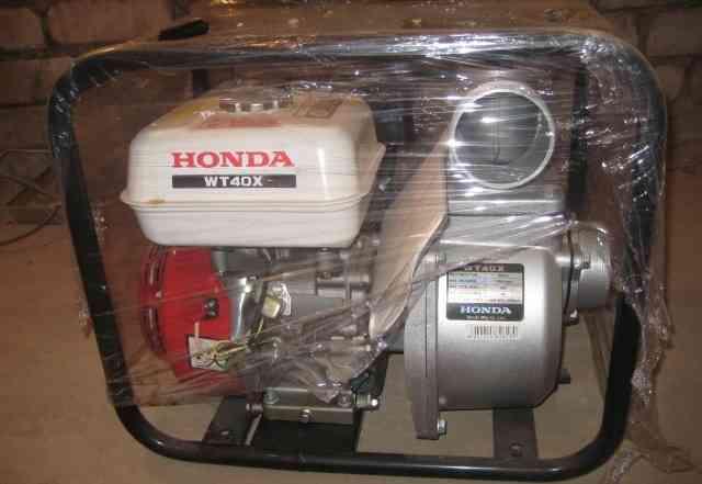 Мотопомпа хонда WT 40X
