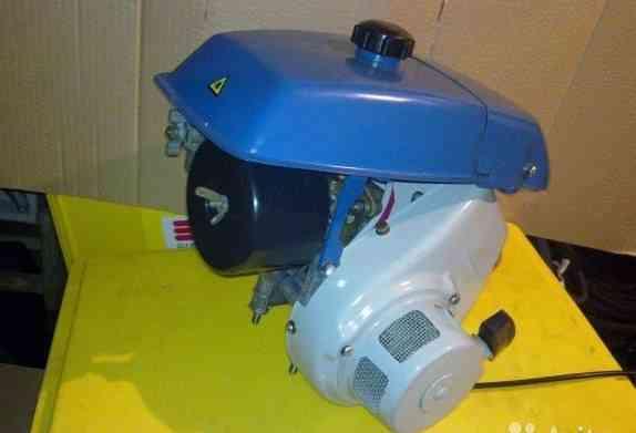 Двигатель крот. мотокультиватор крот