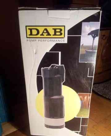 Колодезный насос DAB divertron 1000M. Новый