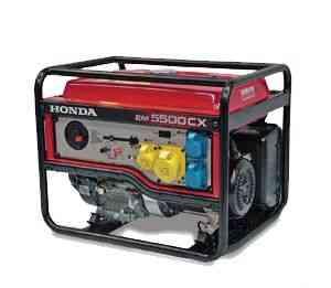 Генератор бензиновый Хонда EM 5500 CXS